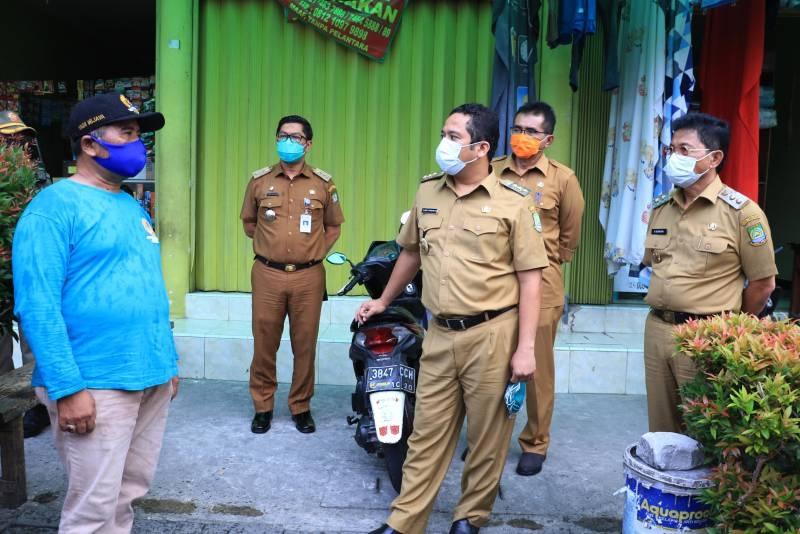 Menekan Penyebaran Covid-19 Kota Tangerang Kembali Berlakukan PSBL RW