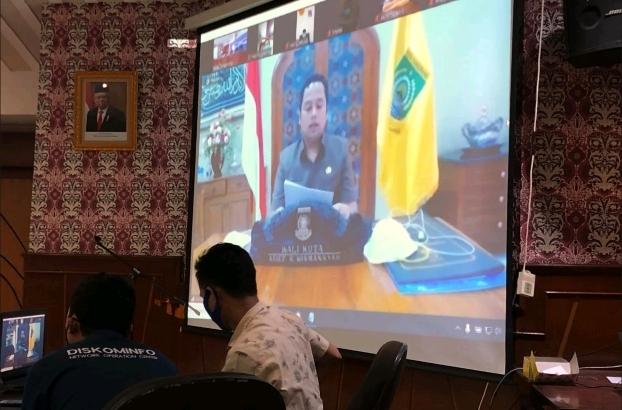 Di Kasih PMD Arief Berharap PDAM TB Makin Meningkatkan Pelayanan