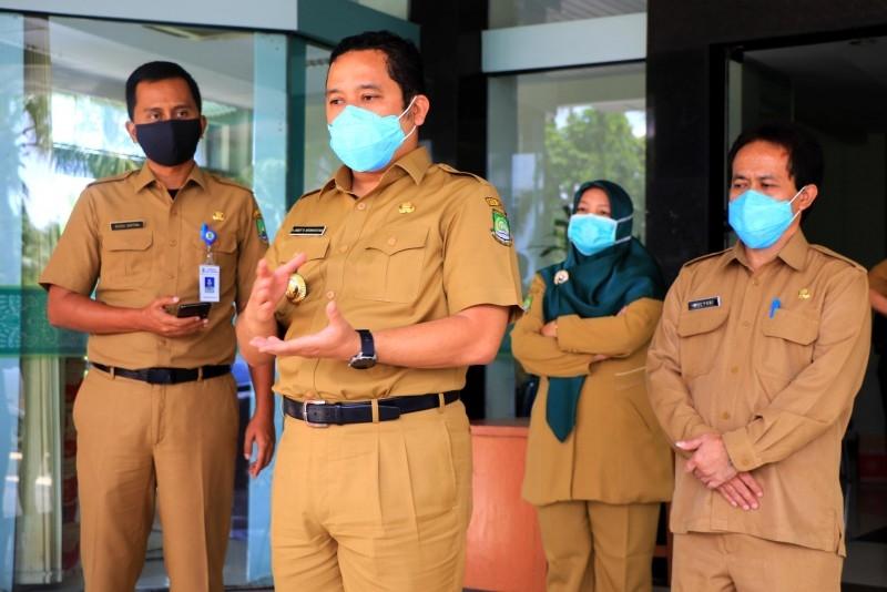 Arief: Meski WFH dan WFF Pelayanan Kepada Masyarakat Harus Tetap di Utamakan