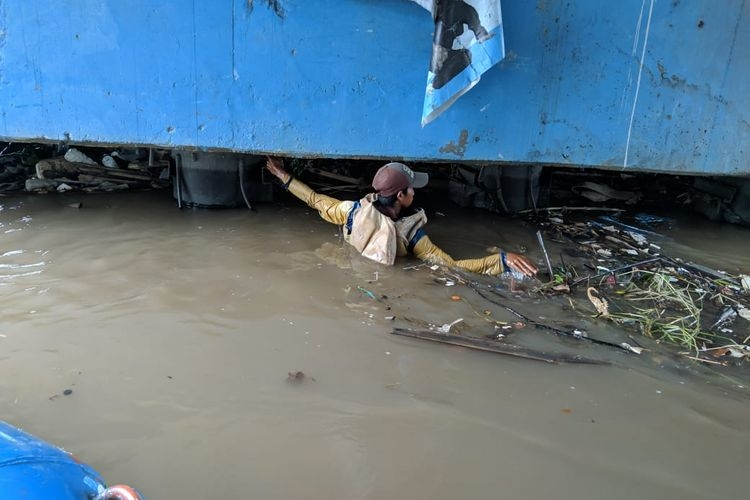 DLH Kota Tangerang Bentuk Tim Khusus Pengecekan Kualitas Air Sungai Cisadane