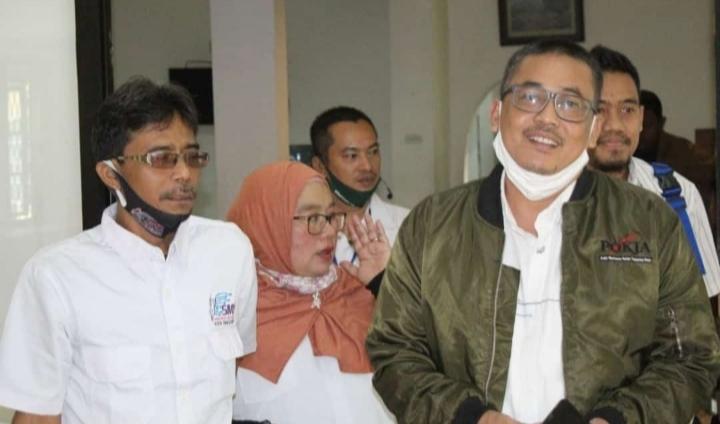 Tingkatkan Profesional Jurnalistik, JTR dan SMSI Kota Tangerang Adakan Raker