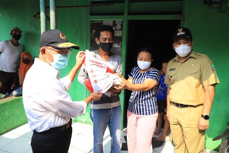 Bantuan Pemerintah Pusat untuk Terdampak Covid-19 di Kota Tangerang