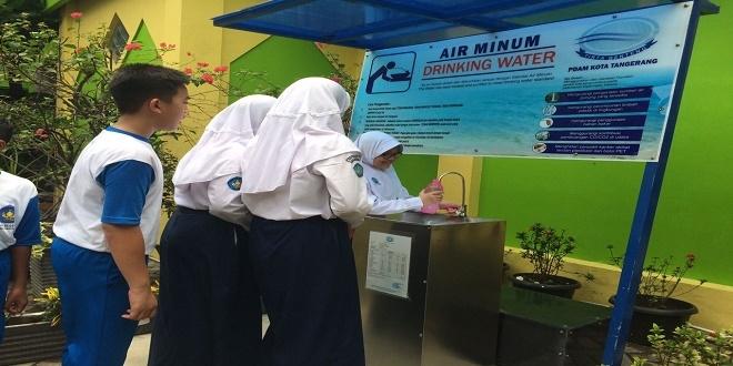 Program Water Sanitation and Hygiene (WASH) Pelayanan Air Minum dan Sanitasi yang Layak
