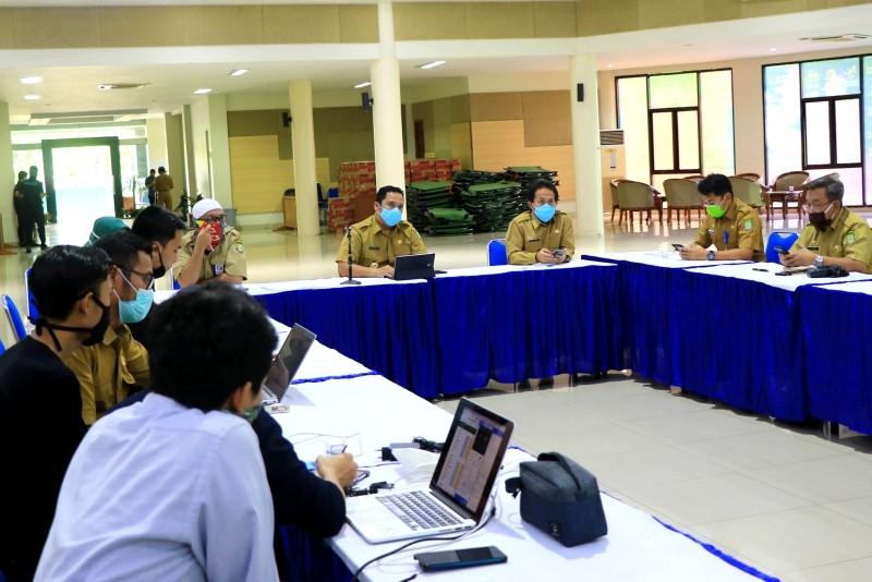 64 Ribu Kepala Keluarga Terdampak Covid-19 Terima Bantuan Logistik dari Pemkot Tangerang