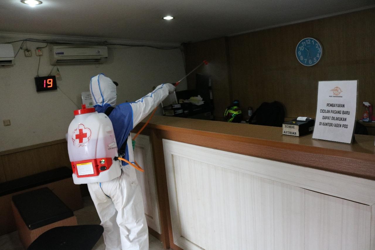 Cegah Pandemi Covid-19 Penyelenggara SPAM Bergerak Ambil Langkah Pencegahan