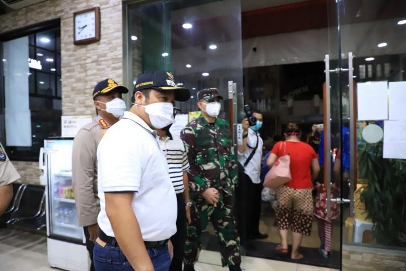 Wawaran Bersama TNI dan Polri, Pemkot Tangerang Ingatkan Soal Pandemi Covid-19