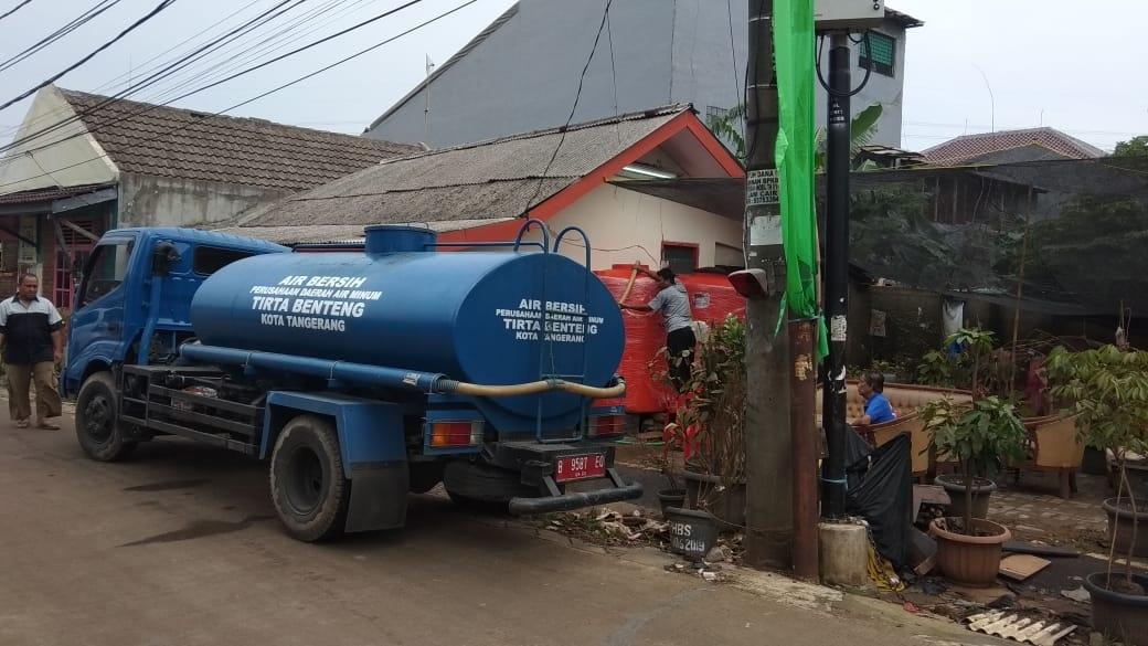 Pemerintah Targetkan Akses Air Minum 100 Persen dalam Lima Tahun